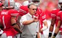 Jim Tressel is one of the coaching leaders with a small-school background.