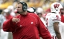 How did Bret Bielema do without his friends?