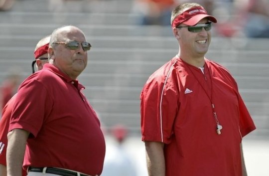 Bret Bielema had a better record, but Barry Alvarez is much more beloved in Badgerland.