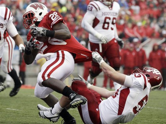 Forbes found that Indiana football is getting the second least bang for its buck.