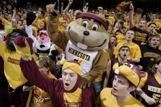 Minnesota is solidly in the Top 25 - no matter what Dave Borges says.