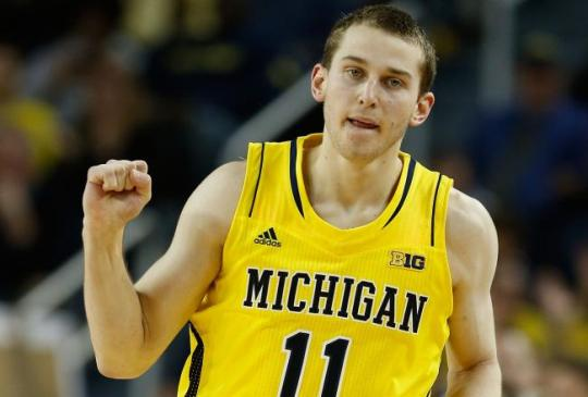 Nik Stauskas may have just made another 3.